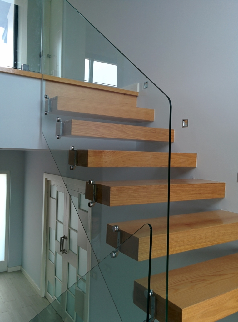 Foto de escalera
